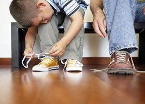 Обучение ребенка навыкам самостоятельности. Принципы обучения ребенка