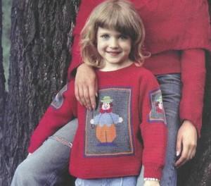 Как связать красивый свитер спицами: схема, фото, описание