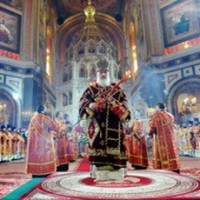 Главный праздник православия Пасху отмечают 12 апреля