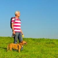Старение человека замедляется при наличии в доме собаки