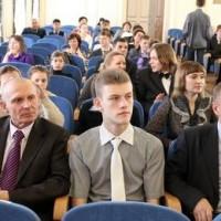 В Курганской области талантливые дети получили награды
