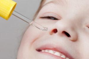 Капли в нос Протаргол для детей: инструкция по применению, как капать, отзывы