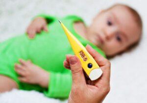 Температура без симптомов у детей: основные причины, что делать
