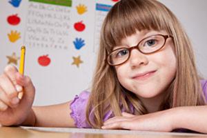 Зрение школьника: нарушение, профилактика. Как не ухудшить зрение первоклассника