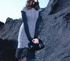 Как связать теплое платье спицами: схема, фото, описание