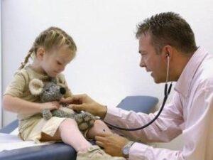 Когда ребенку срочно нужен врач