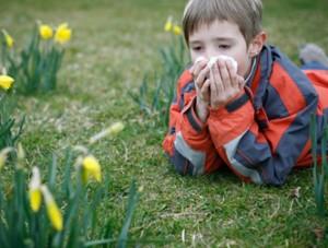 Поллиноз у детей: симптомы, причины, лечение