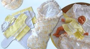 Приданное для новорожденного: список, когда покупать приданное