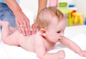 Гипертонус мышц у детей: симптомы, лечение, массаж