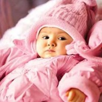 Как одеть ребенка зимой