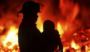 Пожар унес жизнь четырех детей