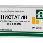 Нистатин при беременности