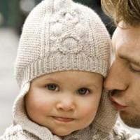 Как связать шапочку крючком для новорожденного