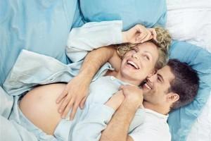 Кто беременным занимался сексом