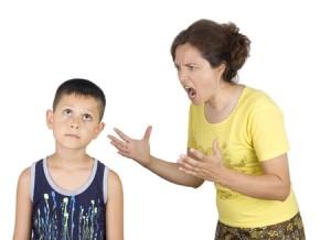Как не кричать на ребенка. Как сдерживать свои эмоции