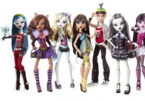 Споры о куклах Monster High набирают обороты