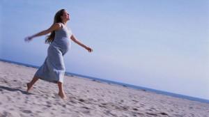 Отдых во время беременности. Едем в отпуск при беременности