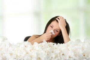 Заложенность носа при беременности: симптомы, лечение. Как снять заложенность носа