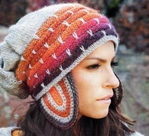 Как связать шапку с ушками спицами: схема, описание, видео для начинающих