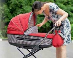 Сумка для мамы на коляску. Виды сумок, отзывы