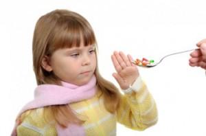 Антибиотики для детей: когда и какие антибиотики можно давать детям