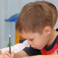 Почерк ребенка: о чем говорит наклон букв