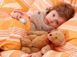 Как уберечь первоклассника от простуды и острых респираторных заболеваний