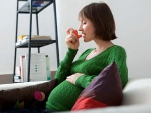Астма во время беременности. Бронхиальная астма и беременность: приступ, лечение