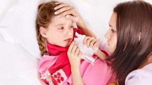 Что делать если ребенок заболел. Режим больного ребенка