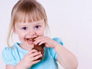 Можно ли детям давать шоколад. Польза шоколада ребенку