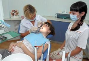 Зубы во время беременности, родов и кормления грудью. Правильный уход за полостью рта