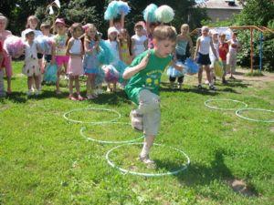 Спортивные игры-соревнования для детей: виды и правила
