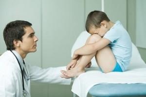 Детский энурез: причины и лечение