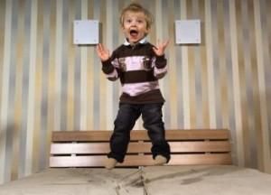 Активный ребенок: что делать если ребенок очень активный