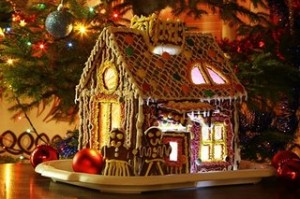 В Краснознаменске второй год подряд проводят конкурс на лучший пряничный домик