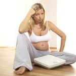 Как не набрать лишний вес при беременности. Норма прибавки веса при беременности
