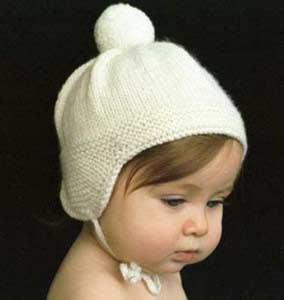 Как связать шапочку спицами для новорожденного: схемы, видео, фото, описание