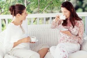 Чай при беременности. Можно ли пить чай во время беременности: зеленый, почечный, с лимоном, мятой