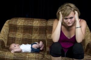 Послеродовая депрессия: симптомы, лечение, признаки. Как бороться и справиться с послеродовой депрессией