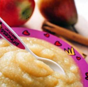 Как сделать детское пюре из фруктов