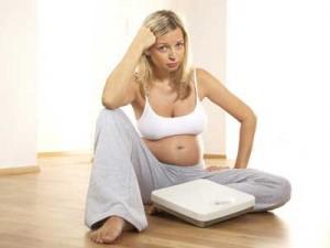 Как не набрать лишний вес при беременности: как сбросить, диета, отзывы